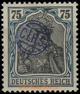 65367 - 1920 OBERSCHLESIEN  vydání pro okupační území, přetis