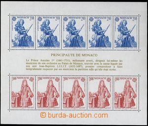 65442 - 1985 Mi.Bl.28, kat. 50€