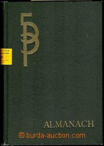65550 - 1927 Almanach, Pět let Družstevní práce, vydala Družste