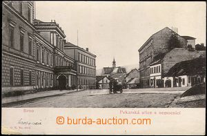 66366 - 1905 Brno - Bakery street, place before/(in front of) nemocn