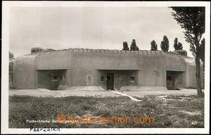 66447 - 1939 Petržalka u Bratislavy, bunkr; nepoužitá, dobrý sta