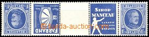 66824 - 1927 Mi.KZ2, opposite facing pair postage stmp Mi.229 with a