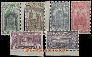 67256 - 1931 Mi.553-558,  700. výročí narození sv. Antonína, ko