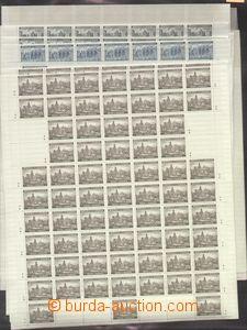 67317 - 1939 ČaM, sestava PA Krajinek II., neúplná série  (chyb�