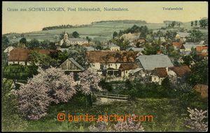 67672 - 1907 Svébohov (Schwillbogen) - general view; Us, very good