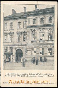 67679 - 1905 ZNOJMO (Znaim) - upomínka na německou kulturu zářic