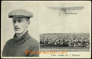 67681 - 1910 vzlet aviatika ing. Kašpara, 2okénková, foto aviatik