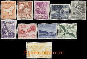 67804 - 1963 complete set 10 pcs of stamp. Mi.11-20 (SG.11-20), very