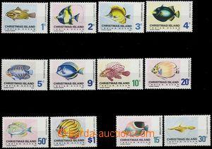 67807 - 1968-70 complete set 10+2 pcs of stamp. Mi.22-31 + 35-36 (SG