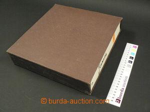67907 - 1851-1995 CANADA  sbírka známek na zasklených listech Sch