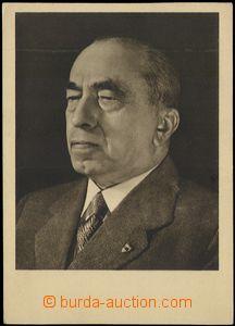 68113 - 1942 HÁCHA Emil (1872–1945), president Czechoslovak repub