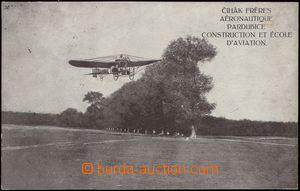 68141 - 1914 Čihák Eugen, advertising postcard, on reverse typed t
