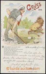 68153 - 1897 Varnsdorf - nacionalistická německá propaganda, aleg