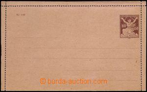 68235 - 1920 CPO3 Zálepka, zajímavý posun perforace vlevo a nahor