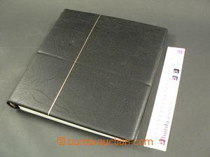 68663 - 1959-85 IVORY COAST  sbírka známek na zasklených listech
