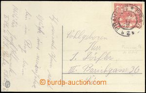 68679 - 1918 postcard with Pof.5, 10h red, CDS Prague 31.12.18, addr