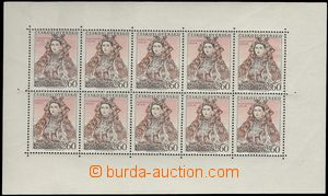 68828 - 1955 Pof.PL840, Costumes I., T II. after/behind pos. 1, mint