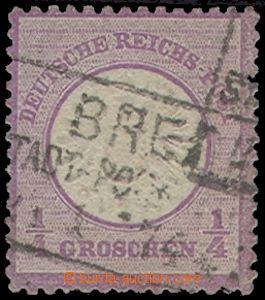 69616 - 1872 Mi.16, kat. 130€