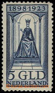 69690 - 1923 Mi.133, 25 years reign, highest value, nice quality, ra