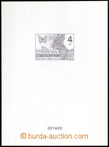 71189 - 1998 PTB14, commemorative print cat. Merkur-Revue 700 CZK