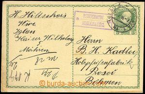 72026 - 1916 poštovna ROSOCHATEC, kat. Geb.1144, rakouská celina F