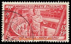 72132 - 1932 Mi.430 10.výročí, koncová hodnota výplatních zn.,