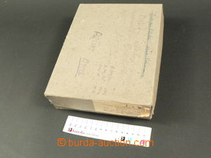 72410 - 1937-8 Czechoslovakia 1918-39  assembly of miniature sheets,