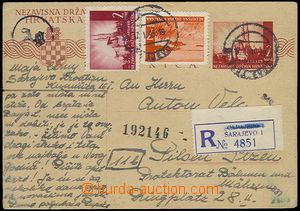 72507 - 1945 PC Mi.P4A sent as Reg, uprated. Mi.52, 58, broken-out C