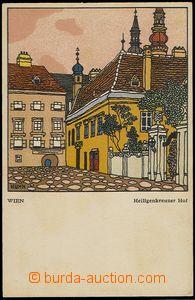 73057 - 1920 Wiener Werkstaette No.440, Wien - Heiligenkreuzer Hof,
