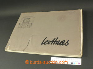 73075 - 1947 HAAS Lion (1901–1983): 12 original lithography from Ger