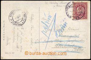 73102 - 1917 KRIEGSSPITAL/ STERNTHAL b. PETTAU, pohlednice vyfr. zn.