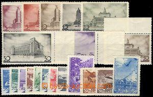 73270 / 2337 - Filatelie / Evropa / Rusko, SSSR