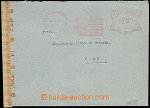 73297 - 1944 commercial letter to Bohemia-Moravia, franked. print de
