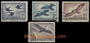 73484 - 1953 Mi.984-987, Ptáci, kat. 260€