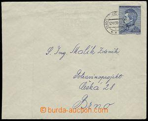 73492 - 1958 COB11, Havlíček, DR HAVLÍČKŮV BROD/ 12.VIII.58, ka