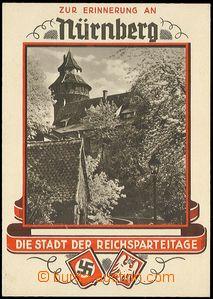 73512 - 1935 Nürnberg die Stadt der Reichsparteitage; VF, nepoužit