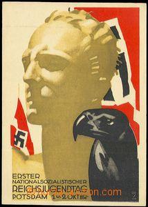 73515 - 1932 Erster Nationalsaozialistischer Reichsjugendtag Potsdam