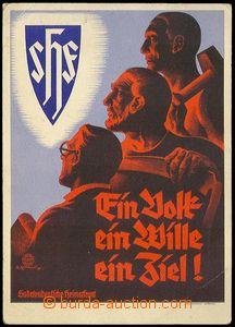 73516 - 1934 Ein Volk, ein Wille, ein Ziel!, issue Sudeten Germans H