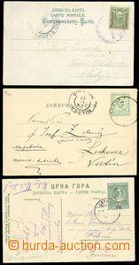 73540 - 1900-1914 comp. 3 pcs of Ppc, topography, various interestin