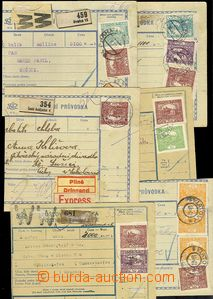 73647 / 99 - Philately / Czechoslovakia 1918-1939 / Hradcany Issue - Entires
