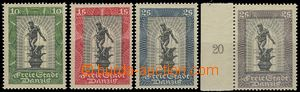 73909 - 1929 Mi.217-219, Philatelic Exhibition, complete set of + Mi