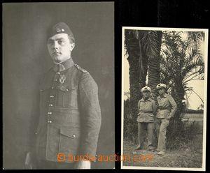 73950 - 19?? VRECL Alois (1896-1983), pilot, 1x předválečné foto, 1x