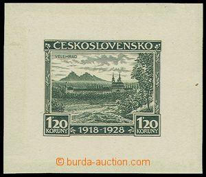 74171 - 1928 Pof.238, Jubilee Velehrad 1,20CZK, print original gravu