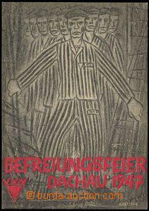 74375 - 1947 Befreiungsfeier Dachau (slavnost k výročí osvobozen�