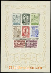 74460 - 1940 Mi.Bl.2, Anniv / Exhibition, c.v.. 380€