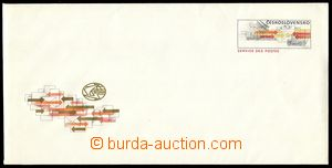 74466 - 1982 CSO2, 60 y. of Air Transport in Czechoslovakia, clear,