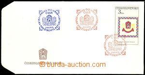 74567 - 1975 special envelope to election president republic, V A/75