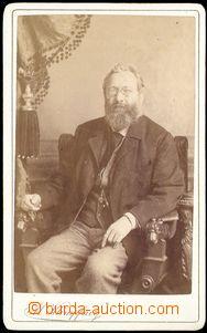 74734 - 1885 NERUDA Jan (1834–1891), český básník a novinář, kabinet