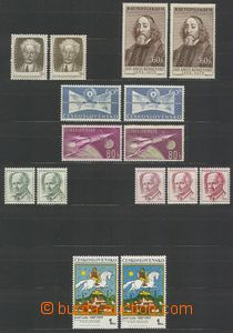 74774 - 1953-70 Pof.739, 930, 1064, 1244, 1808-09, 1824,  selection
