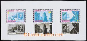 74839 - 1986 Mi.1111-1113ZT AMERIPEX ´86 (kat. Sc.910-12, kat. Yv.85